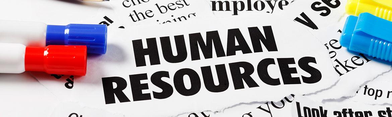 Human Resources Header